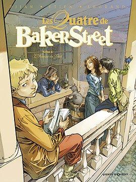 Les quatre de Baker Street (tome 6)