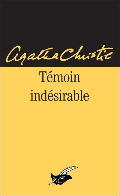 Témoin indésirable (Agatha Christie)