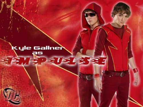 Bart Allen ( Kyle Gallner )