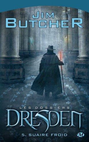 Les dossiers de Dresden de Jim BUTCHER