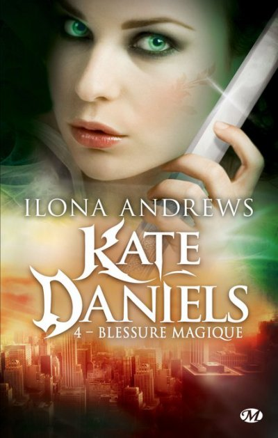 Kate Daniels de Ilona Andrews