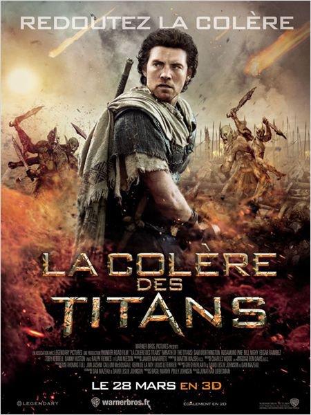 La colére des titans