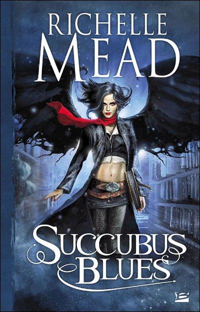 Succubus de Richelle Mead