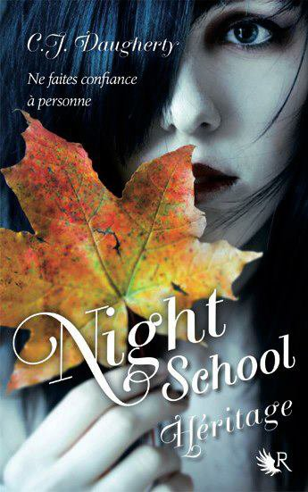 Night school de CJ. Daugherty