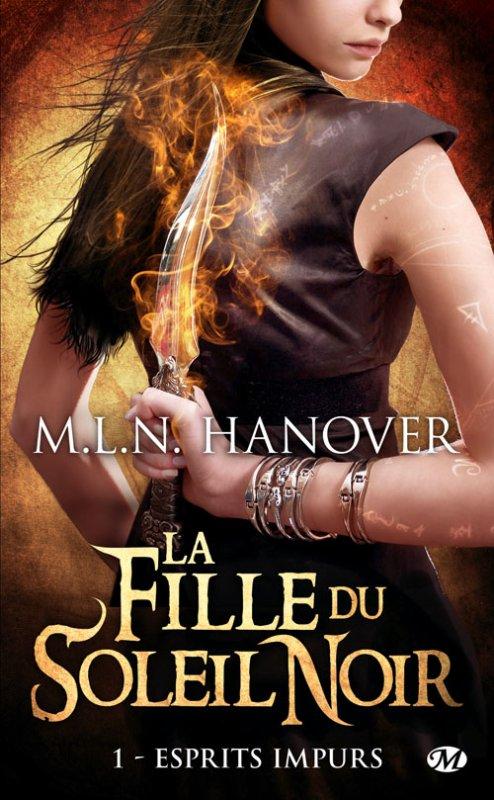 La fille du soleil noir  de MNL Hanover