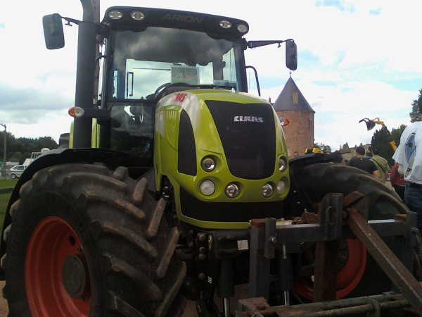 claas arion 640 a corneloup