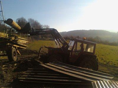 demontage de la cabane