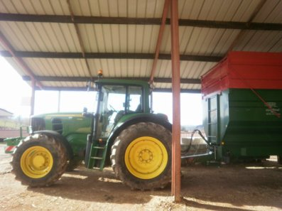 jd 6630 d1 copain + coutand 11t5