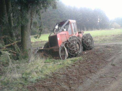 camox 175 qui a fait un chantier forestier a propieres