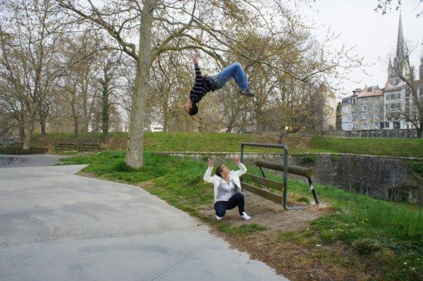 salto !