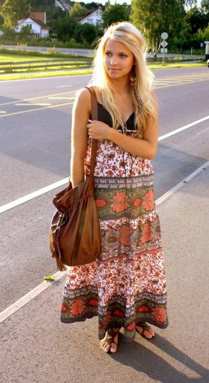 Emilie voe nereng summer dresses