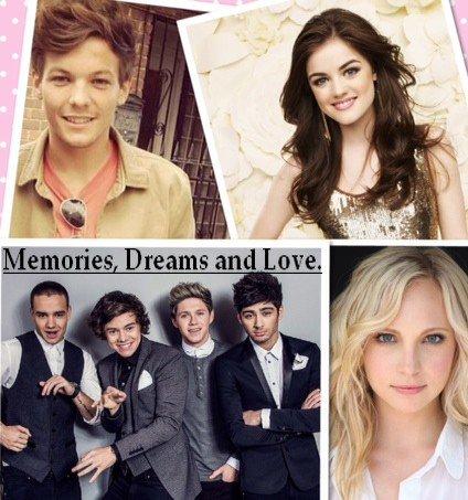 "Fiction ""Memories, Dreams and Love."""
