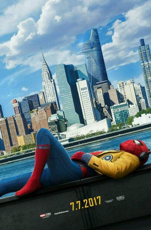 Spiderman le 7 juillet