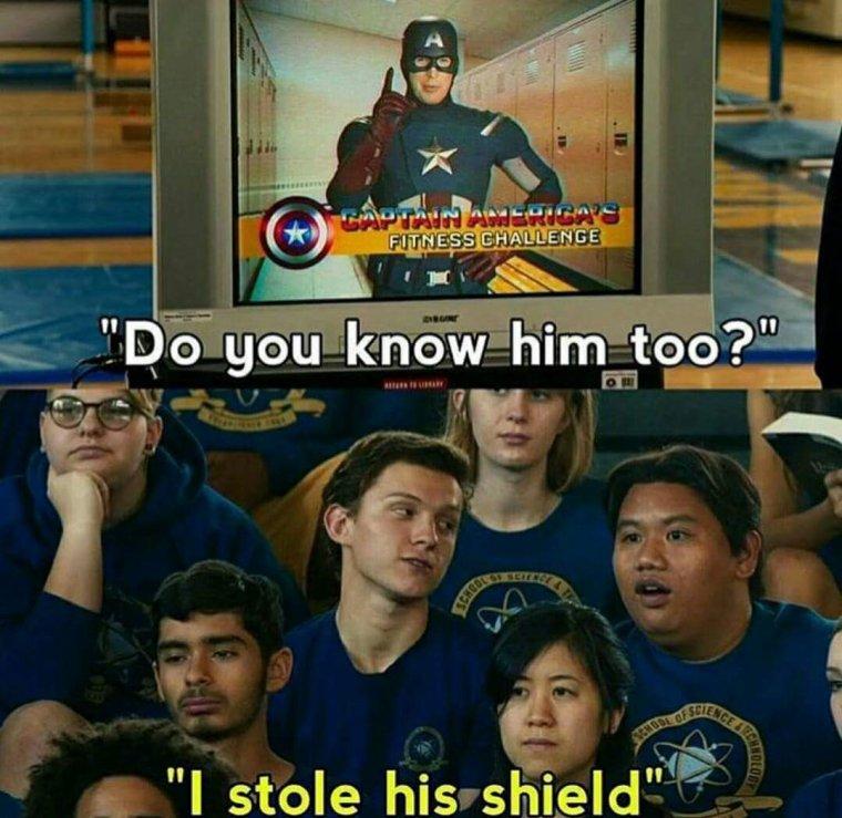 Spider Man trailer