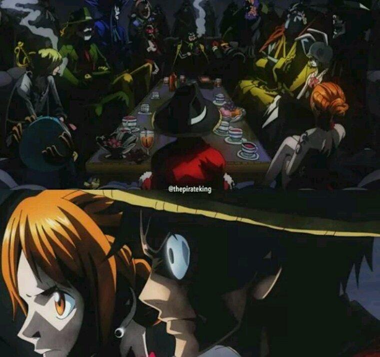 Luffy & Capone Alliance vs Big Mom Pirates ☠