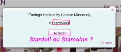Beug Stardoll ?