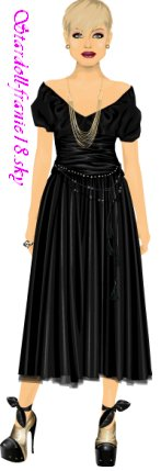 Concours stardoll-famous , Jai relooker Woowh
