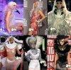 Vote pour les tenues les plus extravagants de Lady Gaga ! (Part. II)