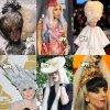 Vote pour les chapeaux les plus extravagants de Lady Gaga !