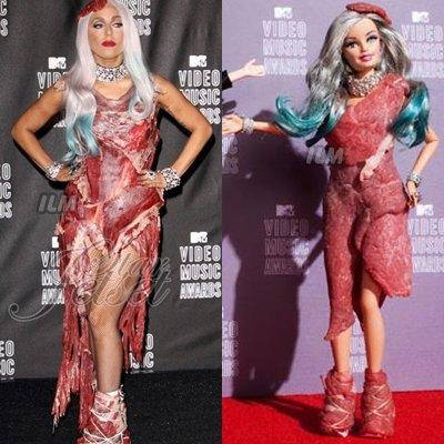 Des Barbies Complètement Gaga ! ( Part III )