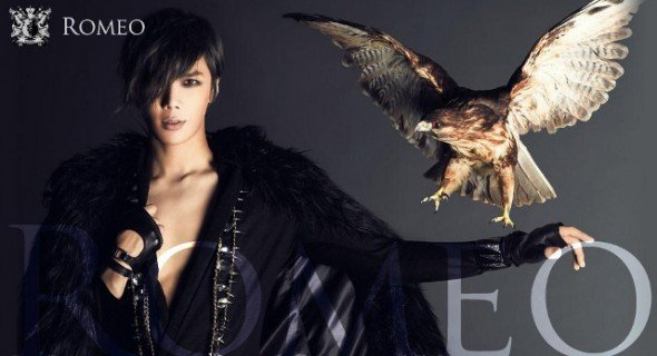 Japon : Park Jung Min (SS501) dévoile la version courte du PV de « Give Me Your Heart »
