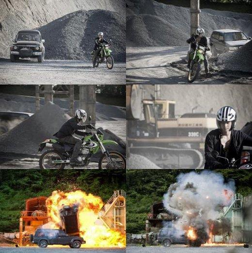 Découvrez les premiers stills photos de Kim Hyun Joong dans le drama « City Conquest »