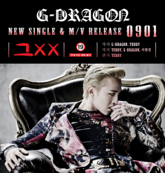 Le nouveau single de G-Dragon (BIGBANG) sera interdit aux mineurs