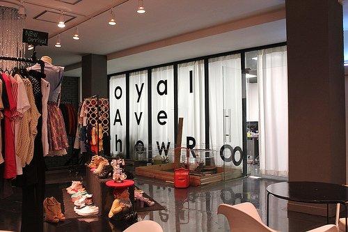 ☆Royal avenue, une boutique tenue par une star de la K-pop : Park Jung Min