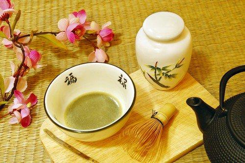 Chanoyu : Cérémonie du thé.