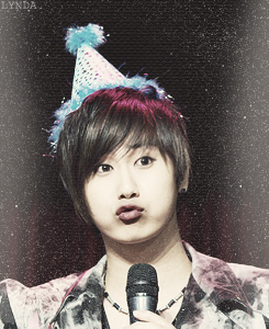 Joyeux anniversaire Young Saeng, SS501 forever ♥