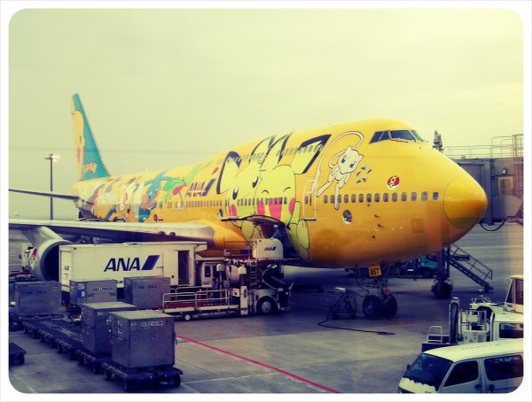 L'avion de mes rêves ! ^^