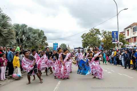 Carnaval Madagascar 2016