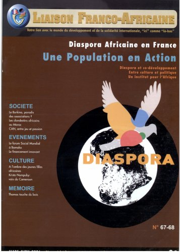 Liaison Franco-Africaine