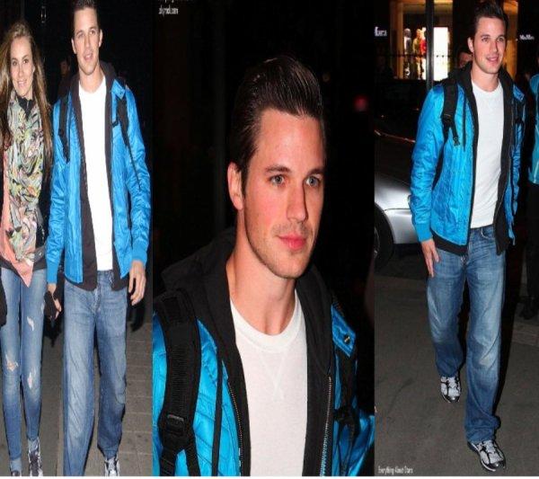 Matt à paris et 90210