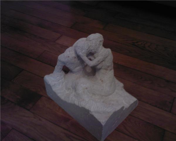 Projet Sculpture Septembre 2012
