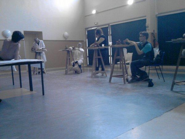 Ateliers d'initiation Sculpture, Taille de Pierre, ...