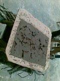 Etape plâtre