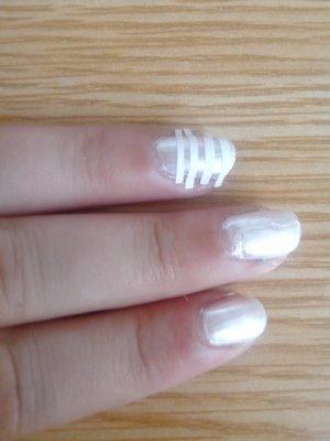Tuto Nail Art Marin :)