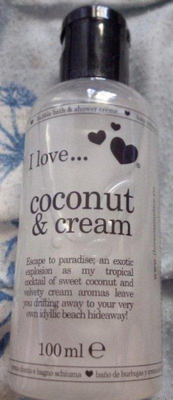 "Les produits "" i love...."""