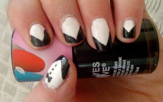 Nail-Art costard