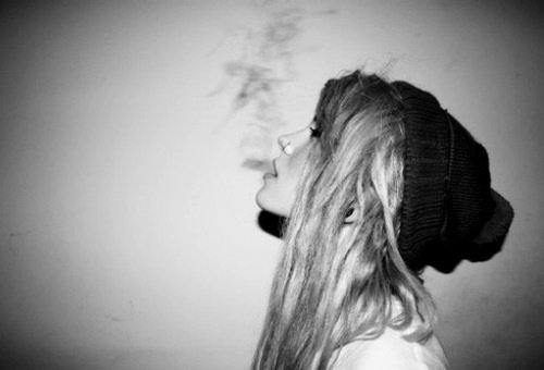 Smoke makes strange