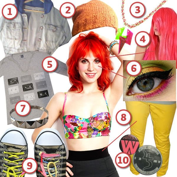 2 style d'Hayley