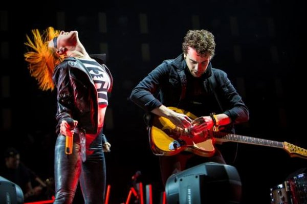 Paramore le 15 Avril Paramore au Voodoo Music + Arts Experience acte!