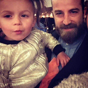 Jeremy et sa fille Bliss