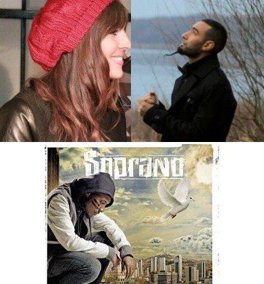Soprano - Le silence (ft. Evaanz) (2012)