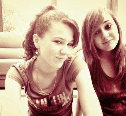 Une amie, une vraie; Ma meilleure amie. ♥