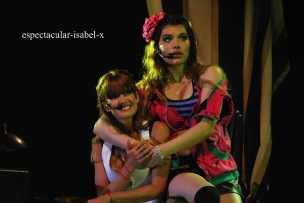 Isabel dans la prochaine série de Ortega