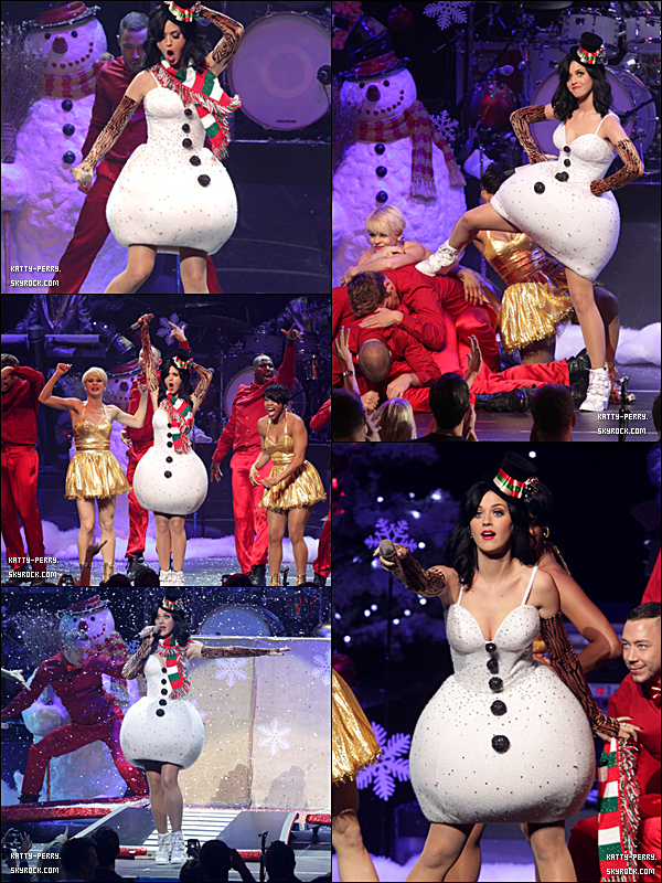 5 déc. 2010: Katy performant au Trevor Project annuel Trevor à Los Angeles. Top ou Flop sa robe?