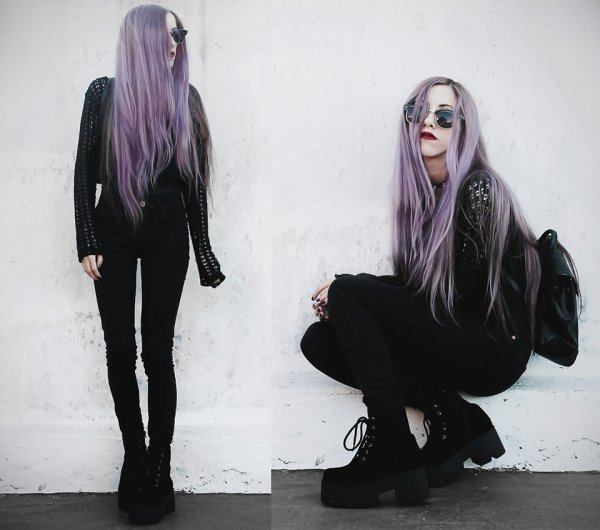 The Witchy style