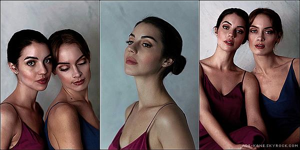 . Nouvelles photos personnelles de notre belle Adelaide Kane ! .